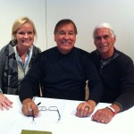 Billy Mills and Gary and Tuesday Strong